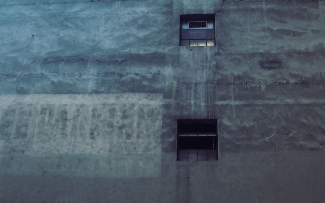 abstract buildings wallpaper