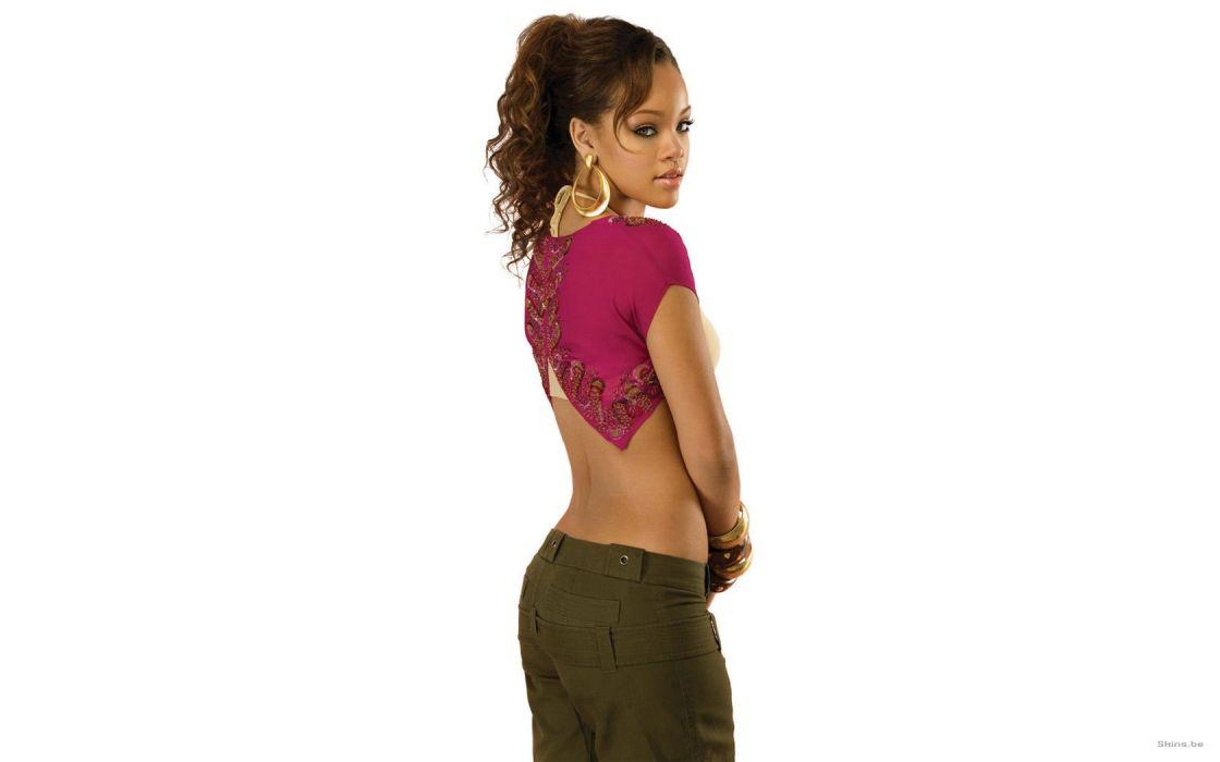 women black people Rihanna singers wallpaper