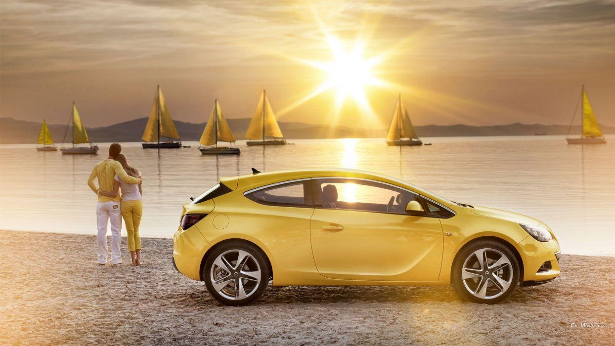 cars sailboats yellow cars wallpaper