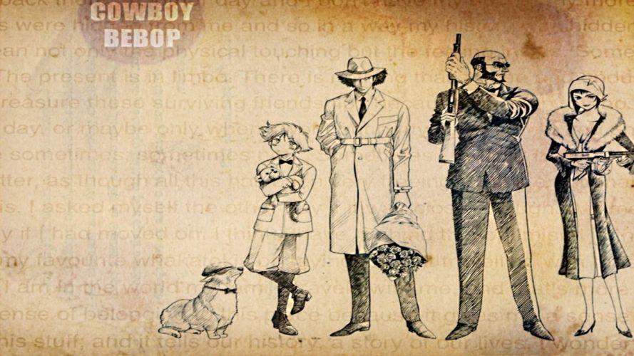 Cowboy Bebop wallpaper