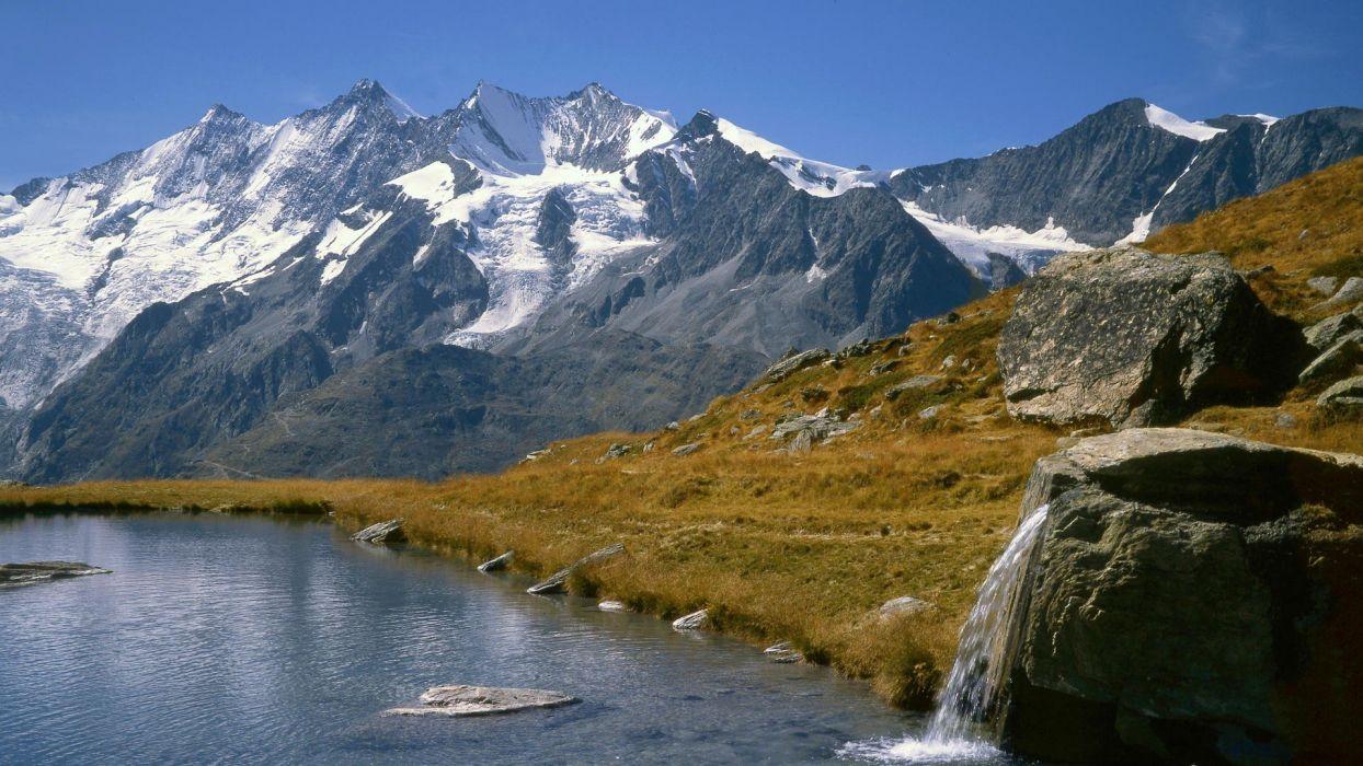 Switzerland range wallpaper