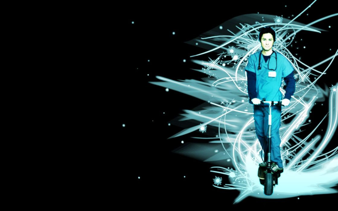 Scrubs Zach Braff wallpaper