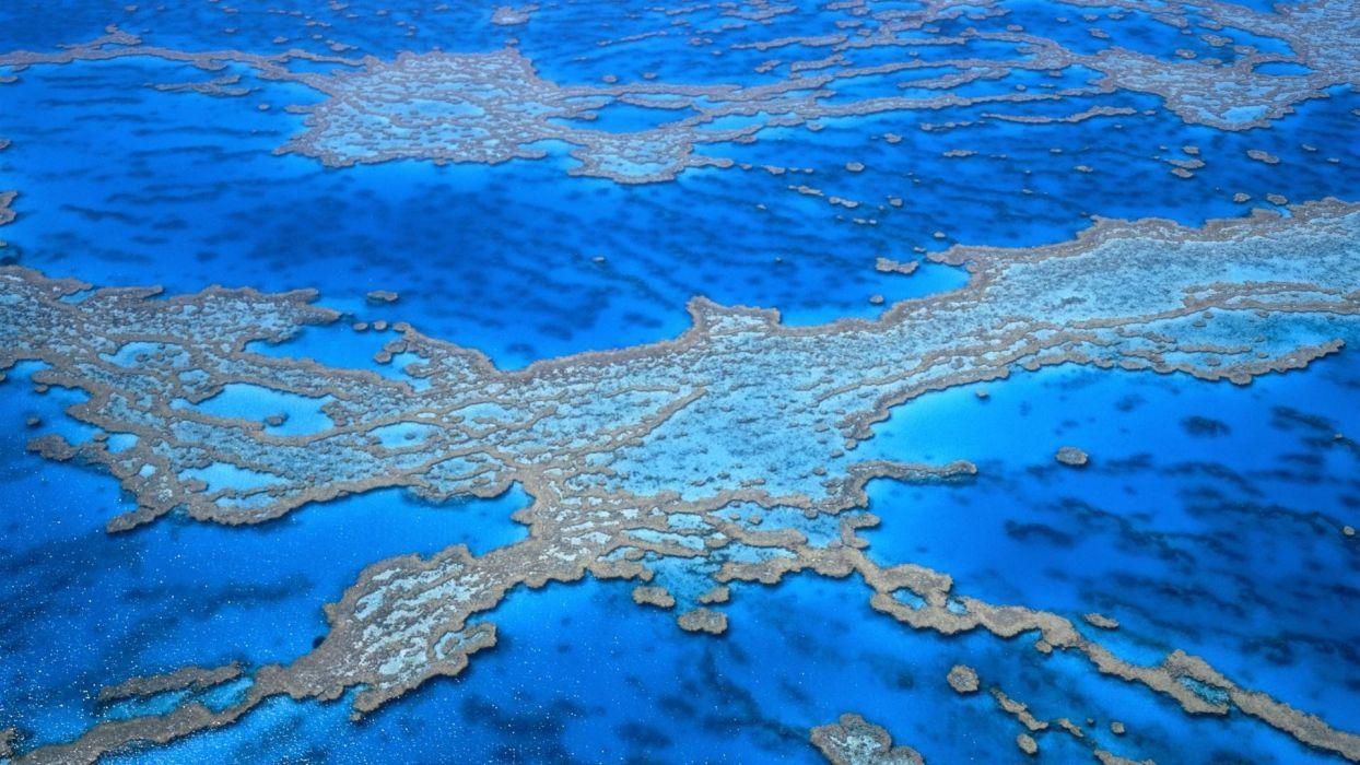 Australia Great Barrier Reef wallpaper