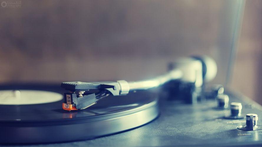 music Vinyl Scratch wallpaper