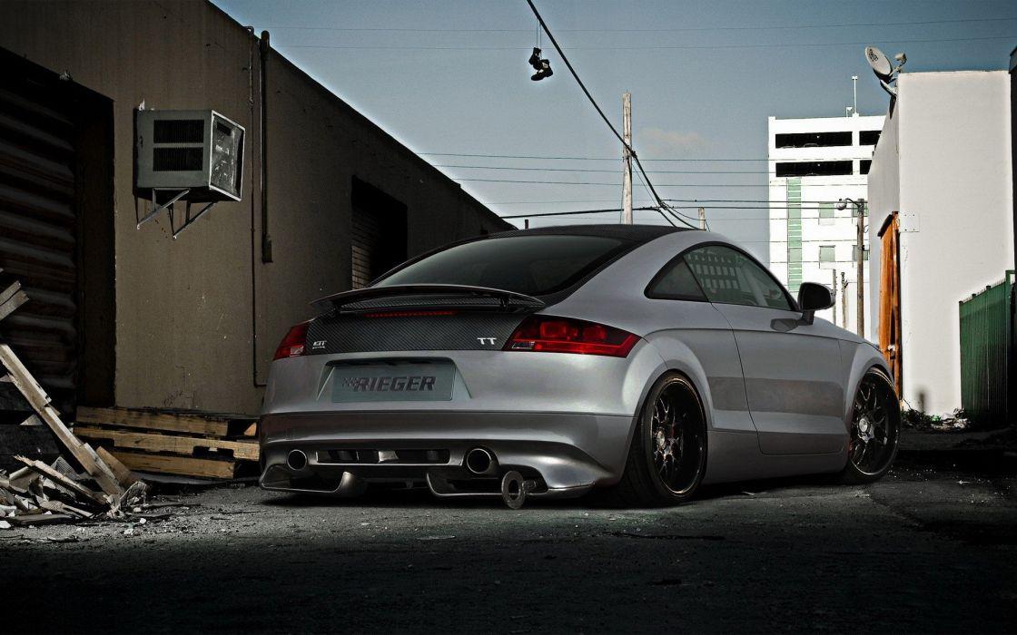 cars Audi TT German cars wallpaper