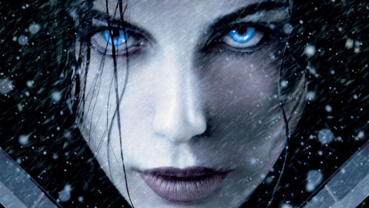 UNDERWORLD action fantasy thriller dark vampire      f wallpaper