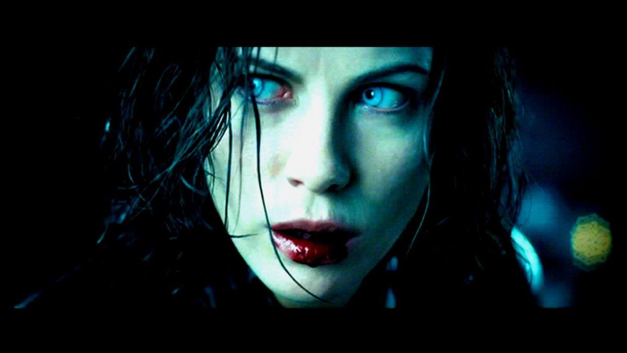 UNDERWORLD action fantasy thriller dark vampire   gf wallpaper