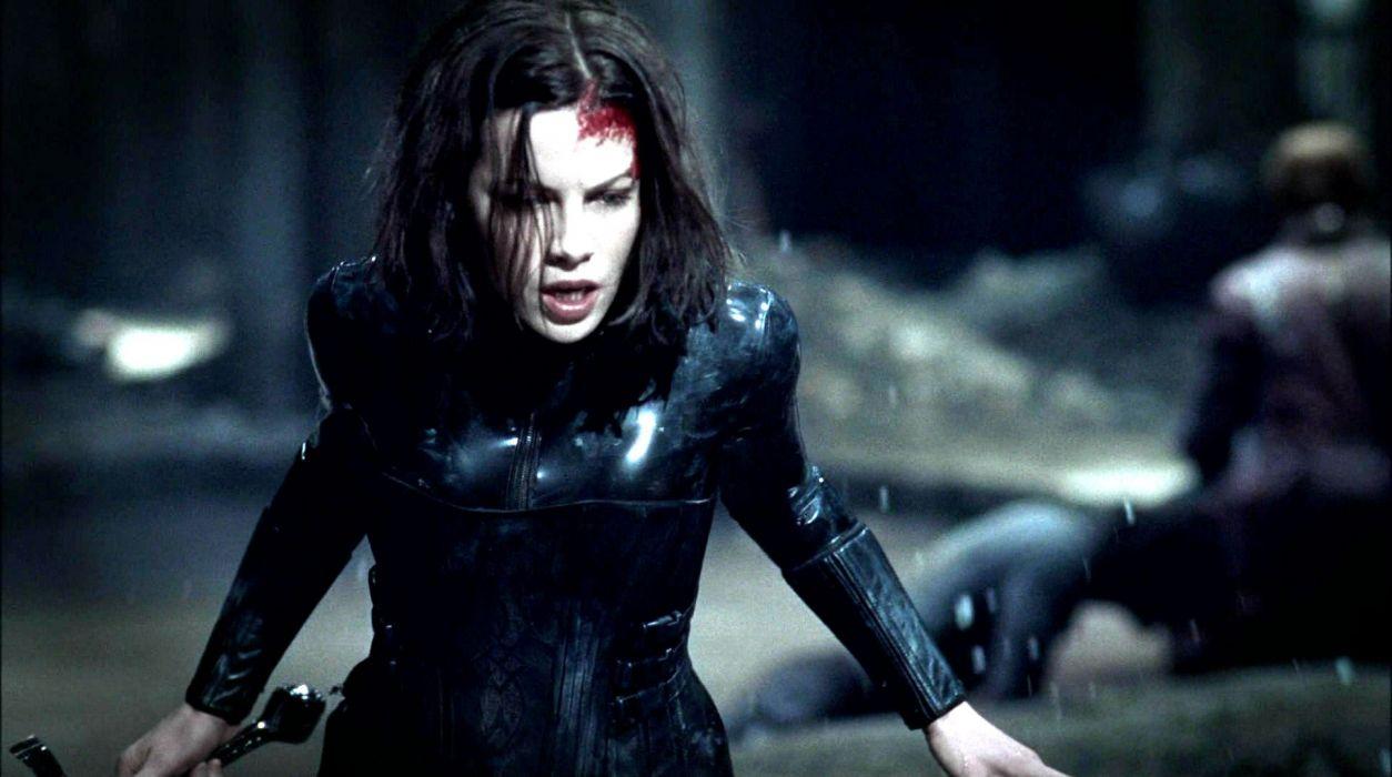 UNDERWORLD action fantasy thriller dark vampire blood     d wallpaper