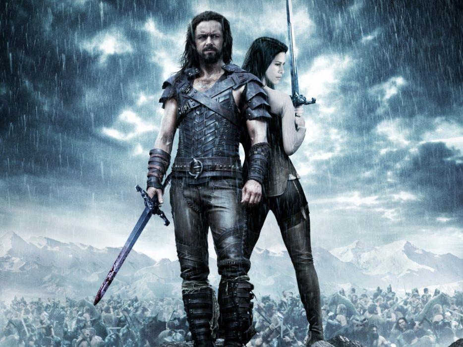 UNDERWORLD action fantasy thriller dark vampire lycan werewolf warrior weapon sword     f wallpaper