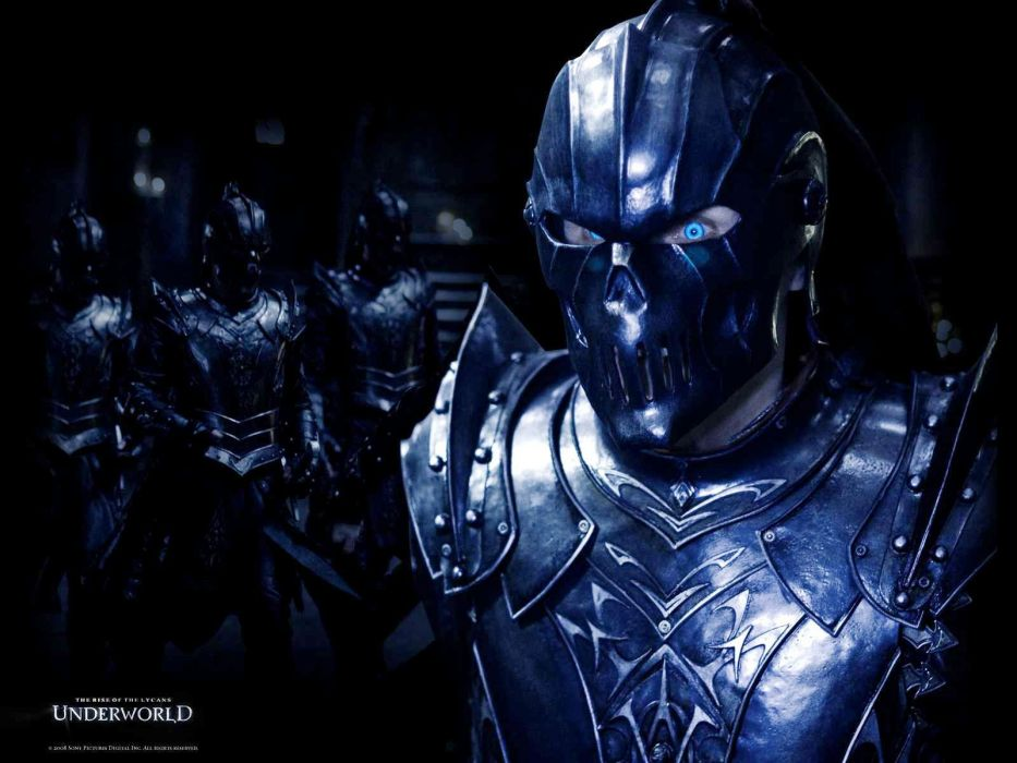 UNDERWORLD action fantasy thriller dark vampire warrior armor poster    g wallpaper
