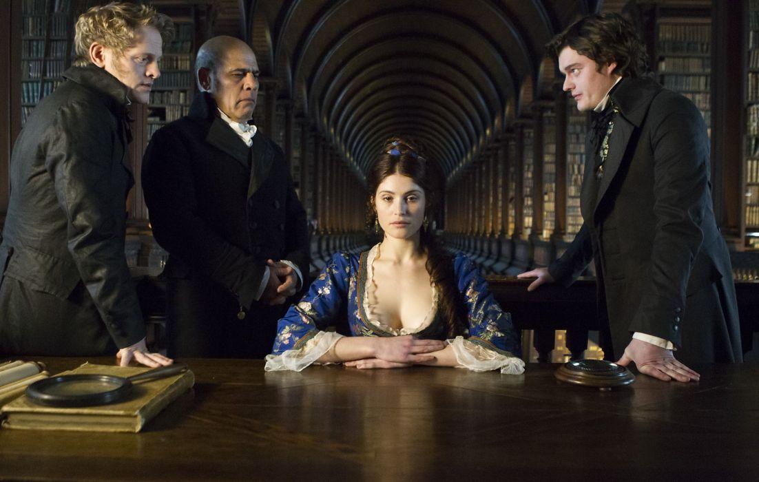 BYZANTIUM drama fantasy horror dark thriller vampire    kj wallpaper