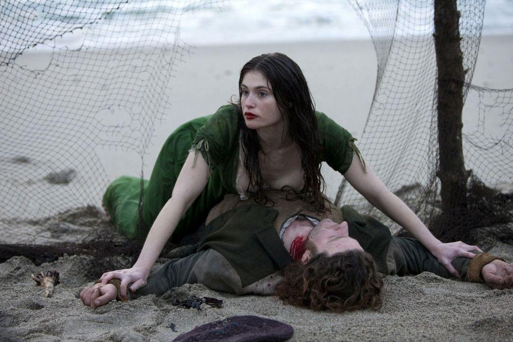 BYZANTIUM drama fantasy horror dark thriller vampire blood       d wallpaper