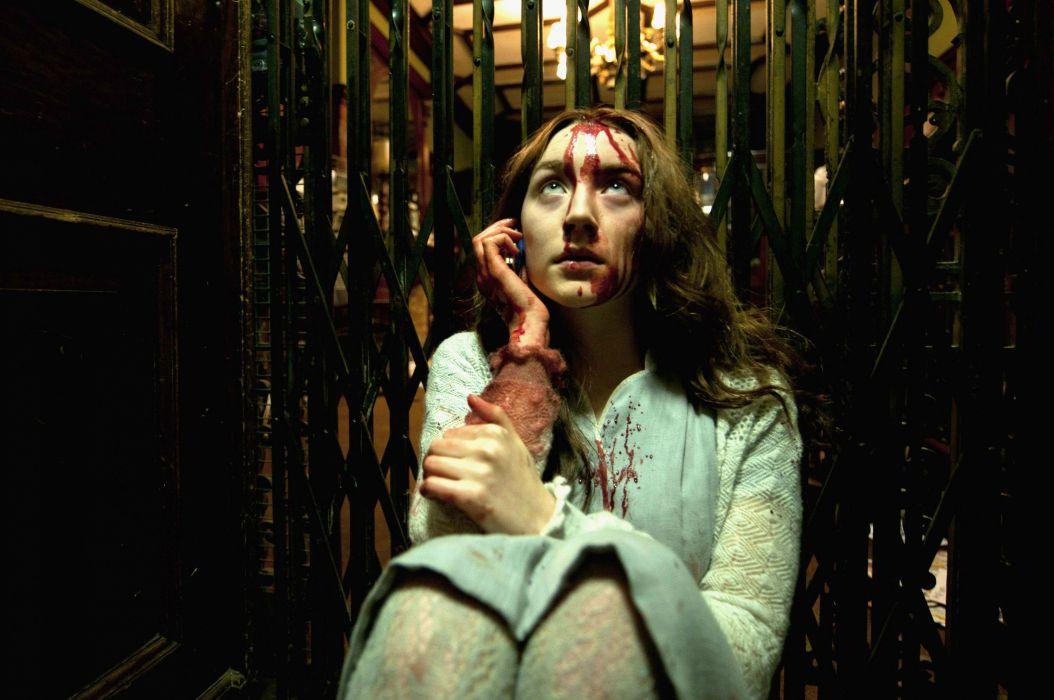 BYZANTIUM drama fantasy horror dark thriller vampire blood  jh wallpaper