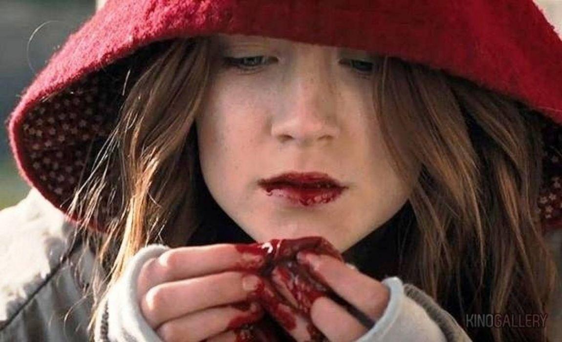 BYZANTIUM drama fantasy horror dark thriller vampire blood  df wallpaper