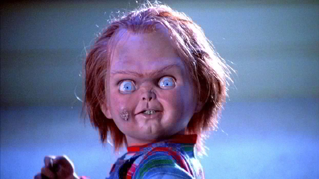 CHILDS PLAY chucky dark horror creepy scary (1) wallpaper
