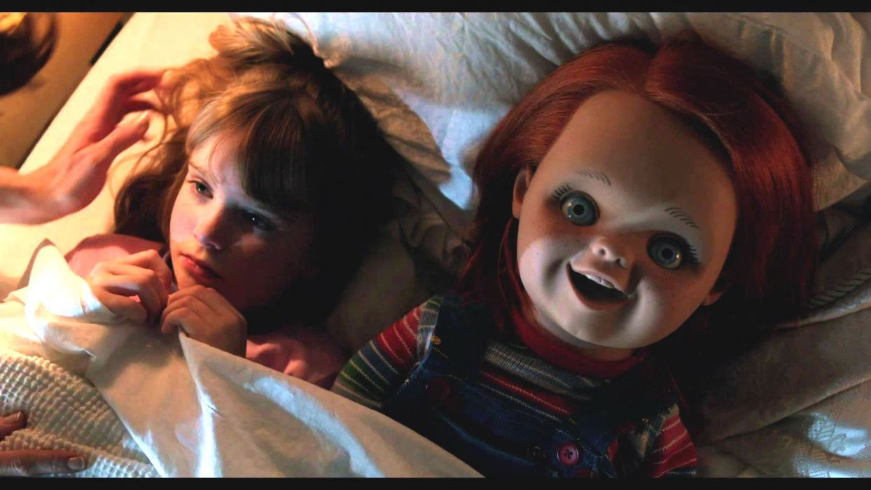CHILDS PLAY chucky dark horror creepy scary (3) wallpaper