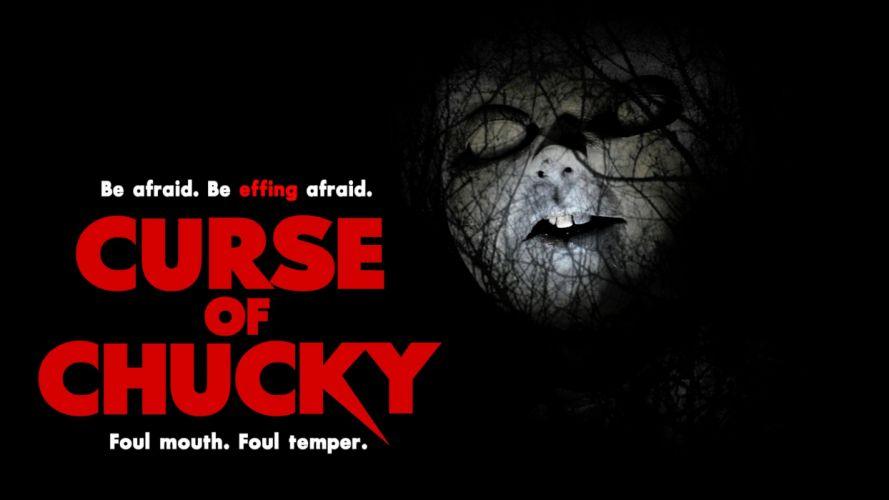 CHILDS PLAY chucky dark horror creepy scary (5) wallpaper
