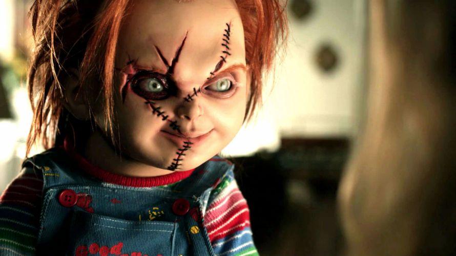 CHILDS PLAY chucky dark horror creepy scary (6) wallpaper