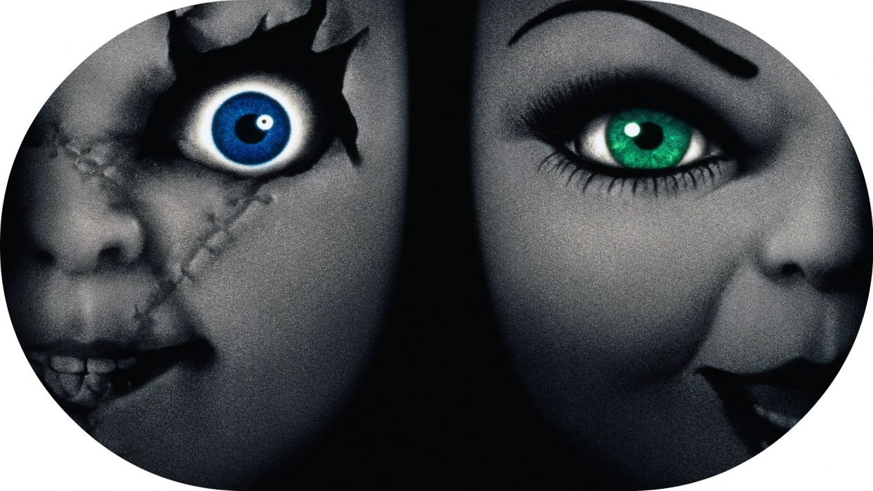 CHILDS PLAY chucky dark horror creepy scary (16) wallpaper