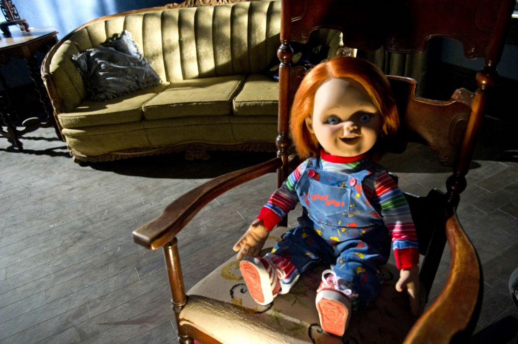 CHILDS PLAY chucky dark horror creepy scary (17) wallpaper