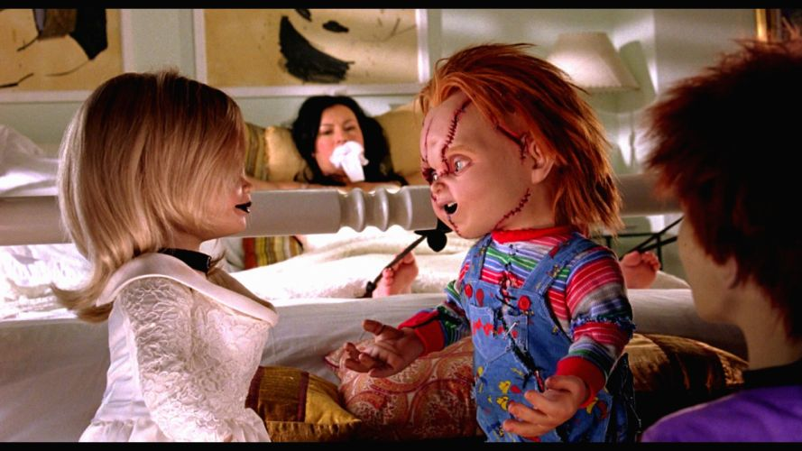 CHILDS PLAY chucky dark horror creepy scary (18) wallpaper