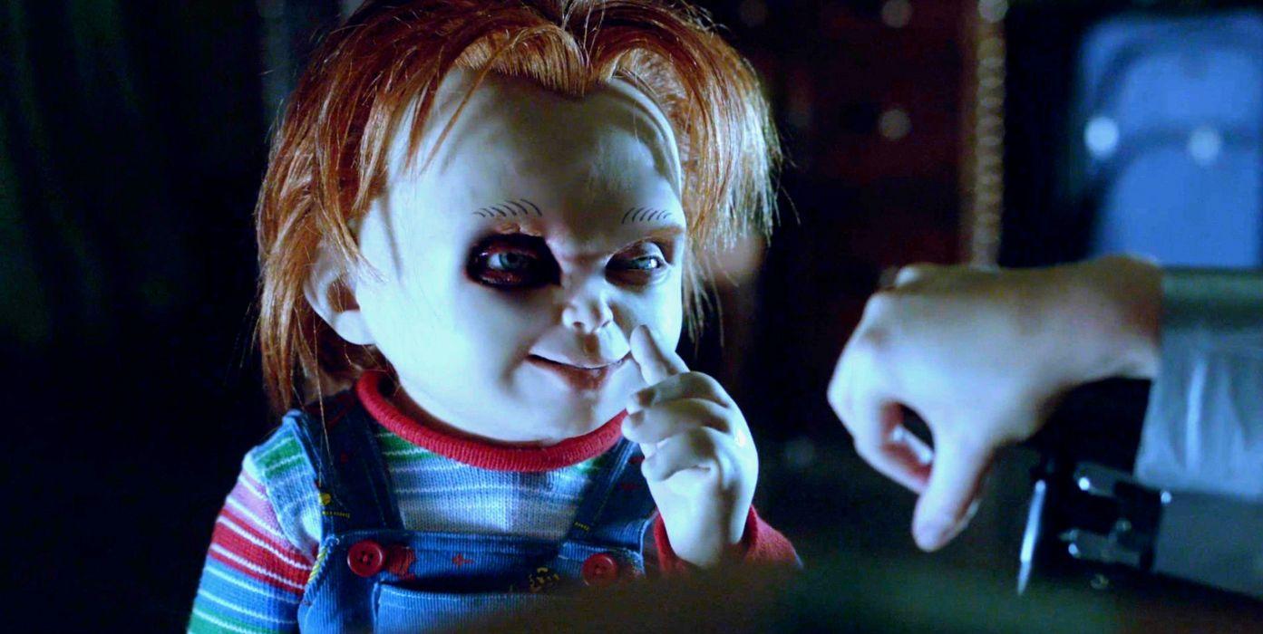 CHILDS PLAY chucky dark horror creepy scary (19) wallpaper