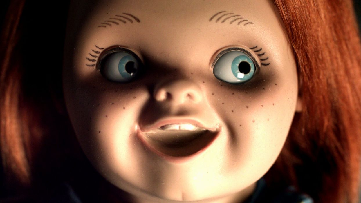 CHILDS PLAY chucky dark horror creepy scary (21) wallpaper