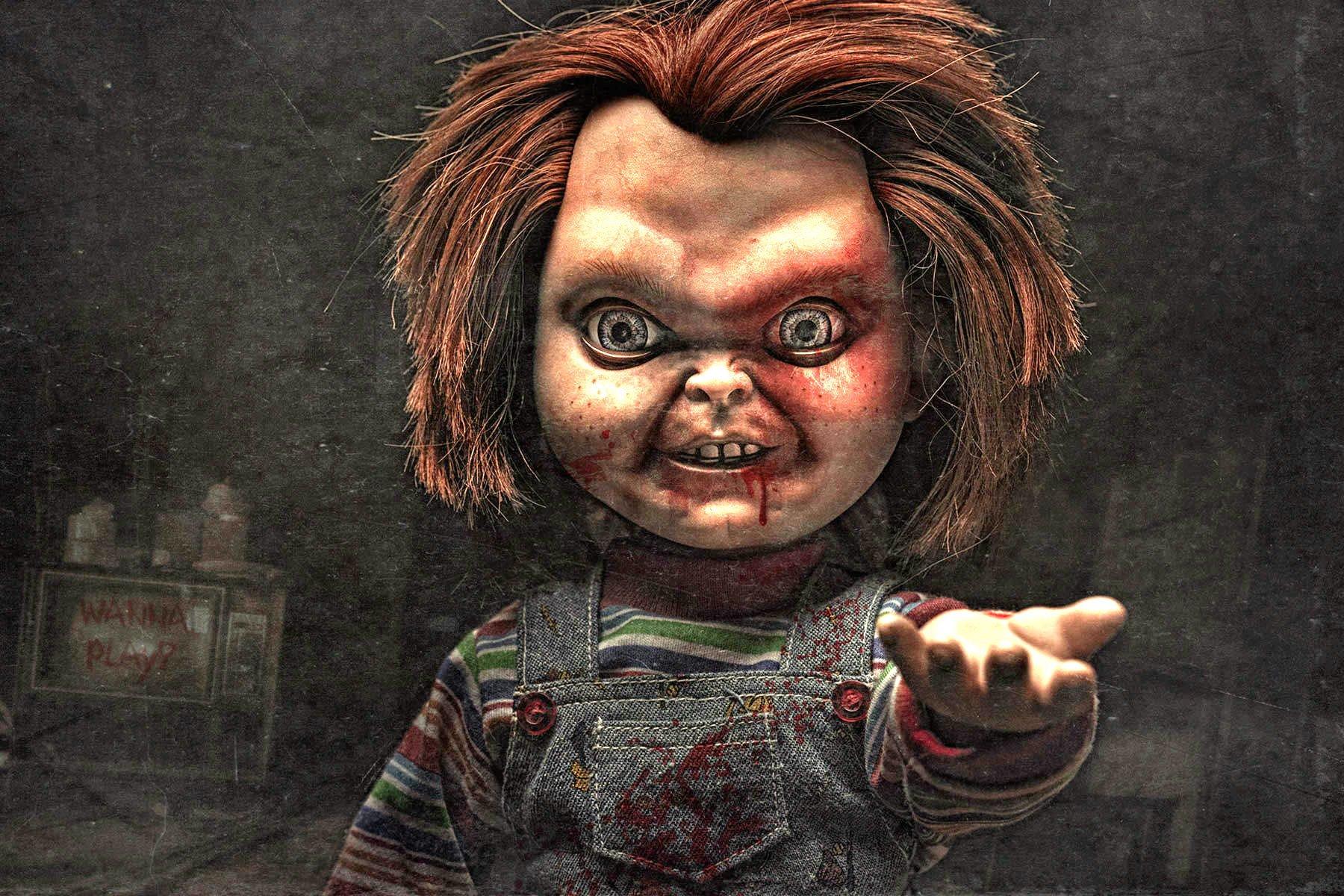 childs play chucky dark horror creepy scary (35) wallpaper