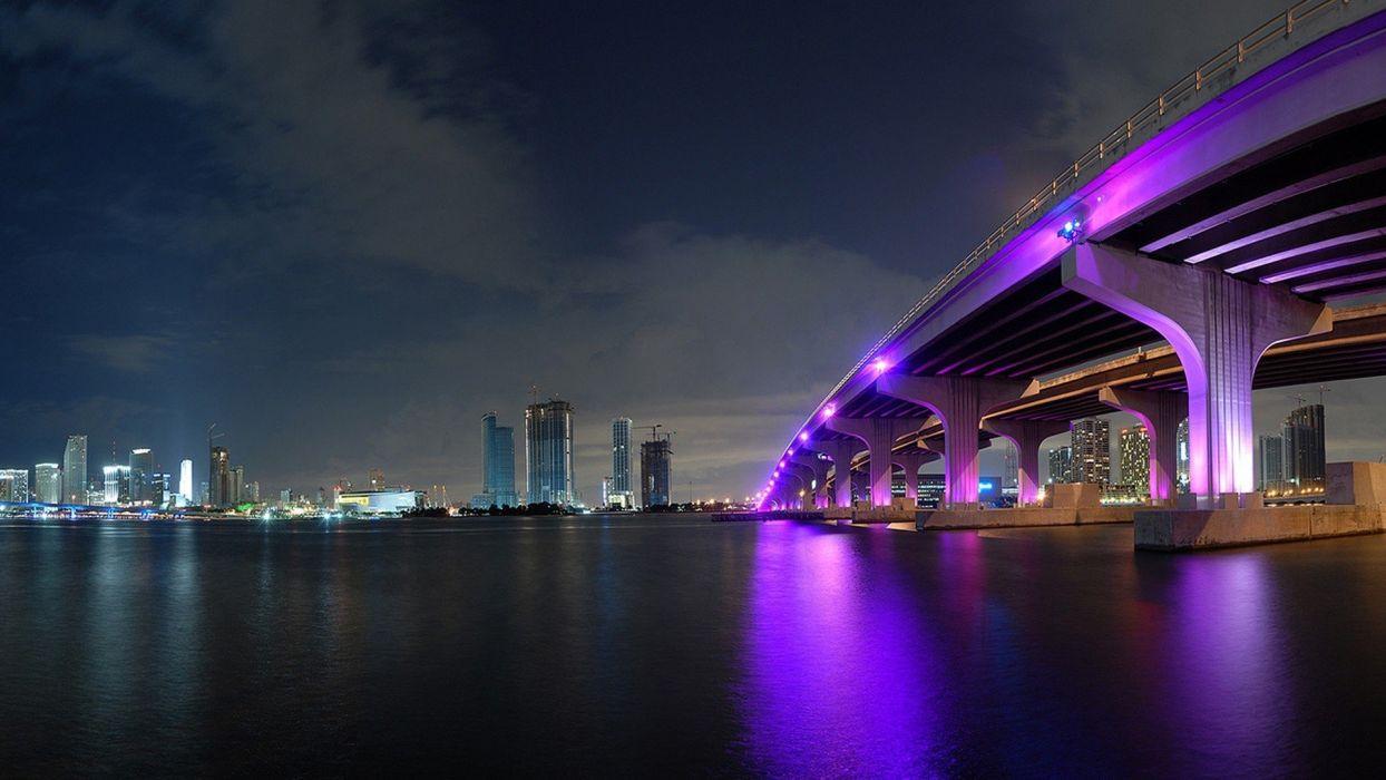 Miami cities wallpaper