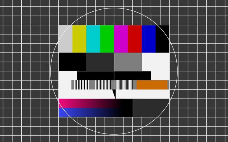 broadcast test pattern wallpaper