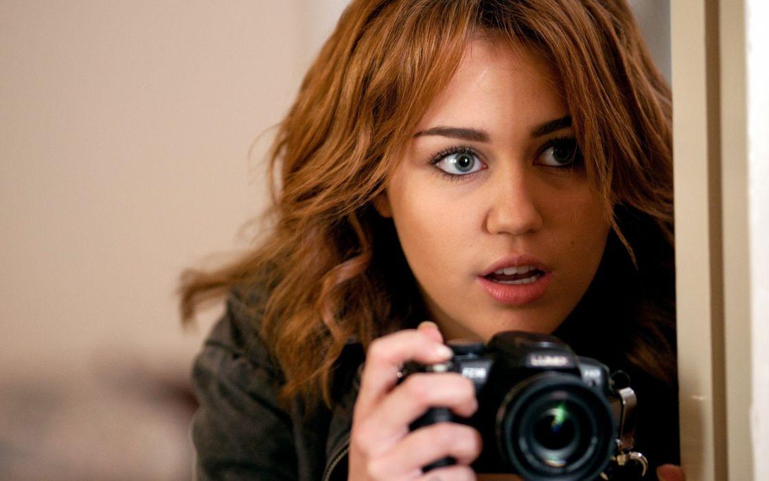women Miley Cyrus photo shoot models wallpaper