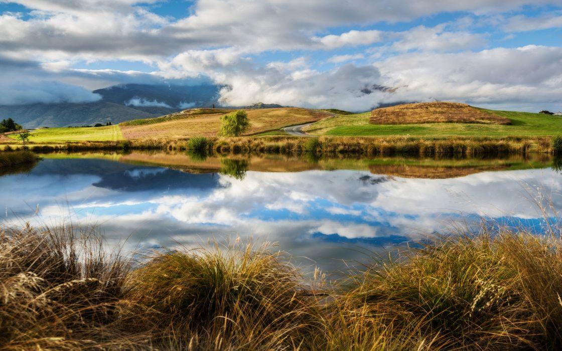 landscapes nature Trey Ratcliff wallpaper
