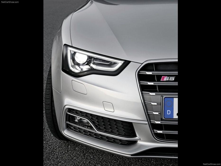 Audi Audi S5 wallpaper