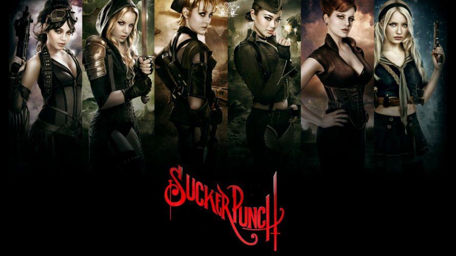 Sucker Punch wallpaper