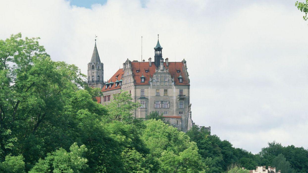 castles architecture historic palace wallpaper