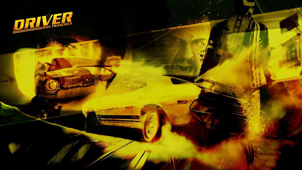 video games Driver: San Francisco wallpaper
