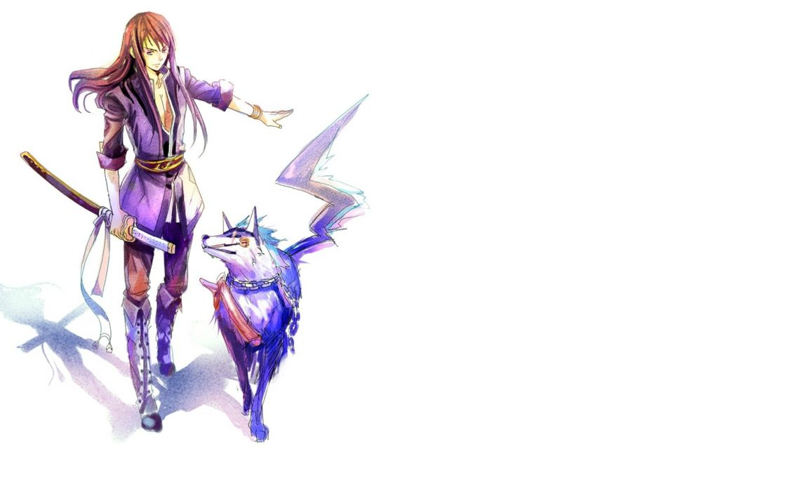 Tales Of Vesperia simple background wallpaper