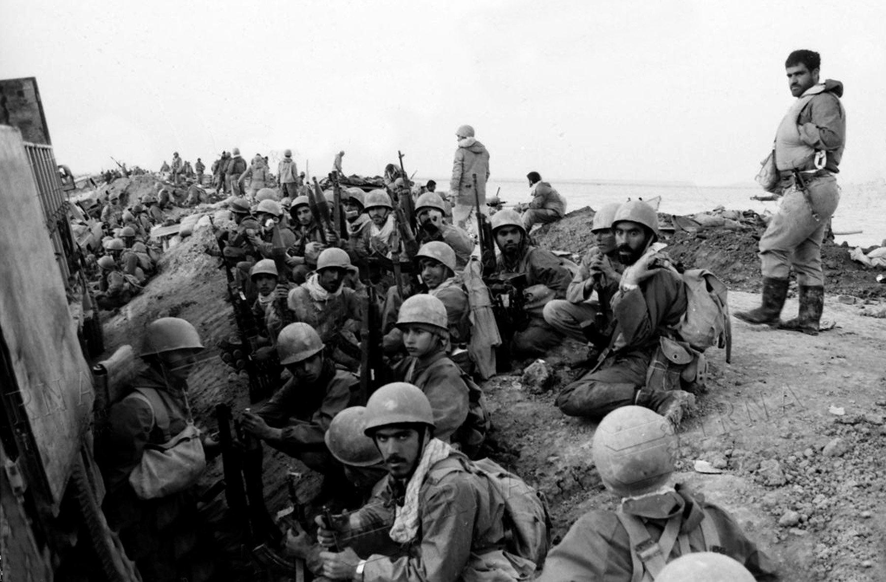 War Of Iran Iraq Wallpaper