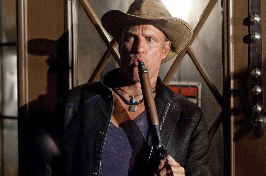 ZOMBIELAND comedy horror dark action weapon gun     t wallpaper
