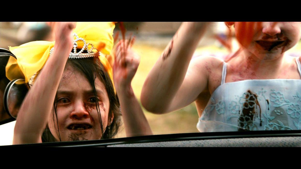 ZOMBIELAND comedy horror dark action zombie   gd wallpaper