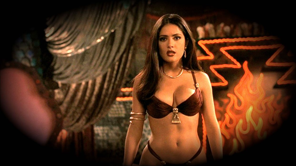 FROM DUSK TILL DAWN action crime horror dark vampire  dw wallpaper