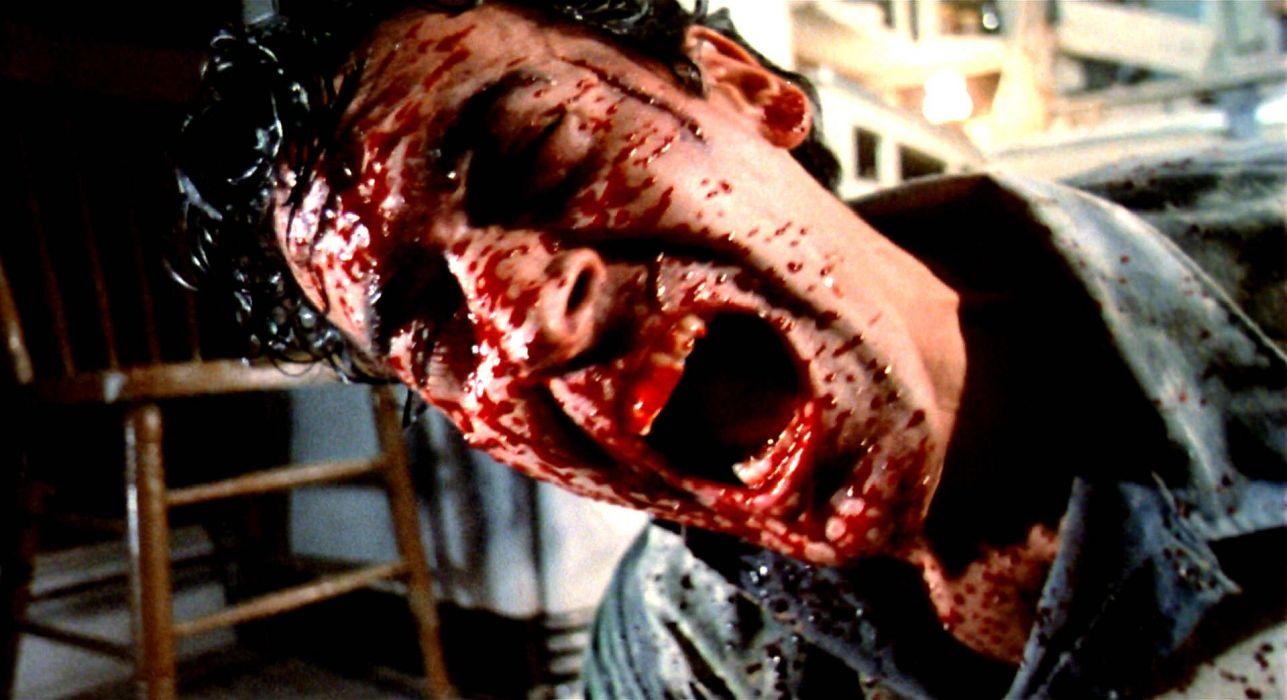 EVIL DEAD horror dark blood   f wallpaper