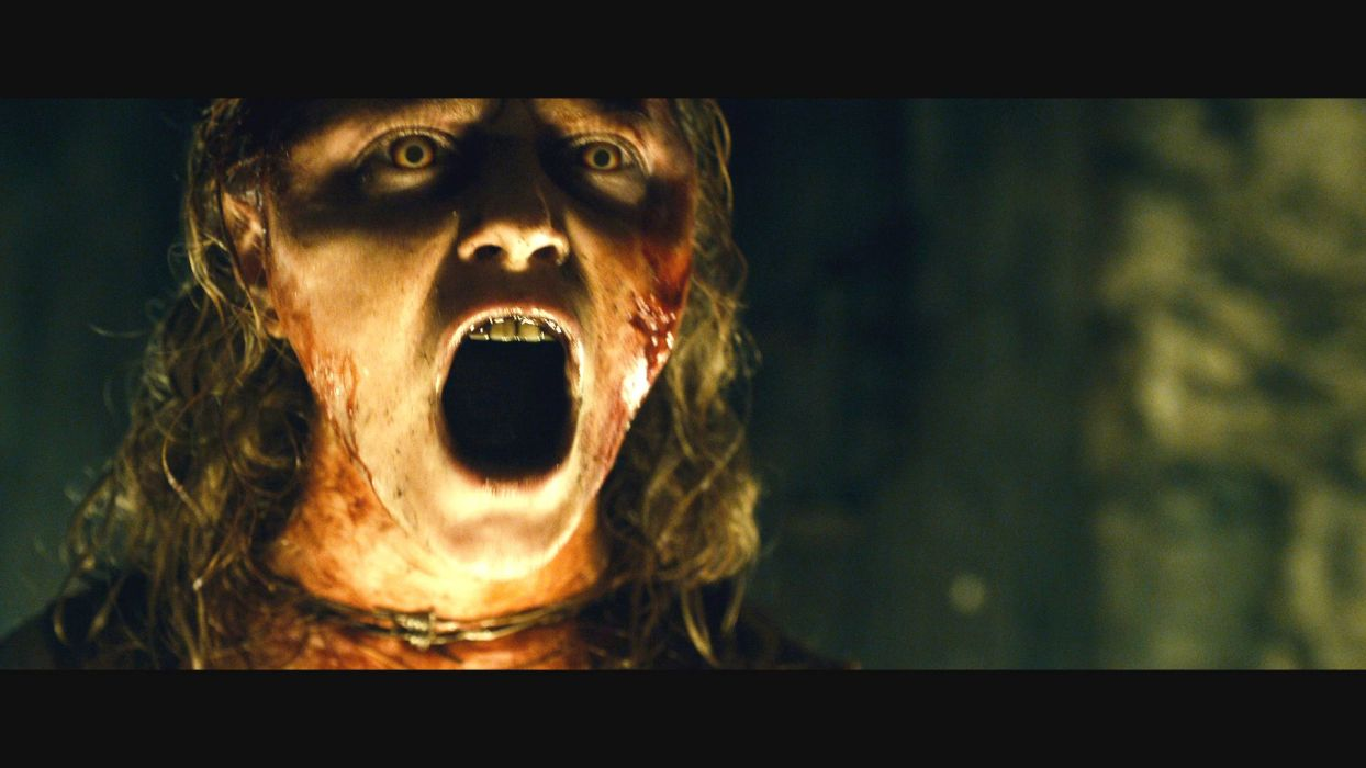 EVIL DEAD horror dark zombie  cs wallpaper