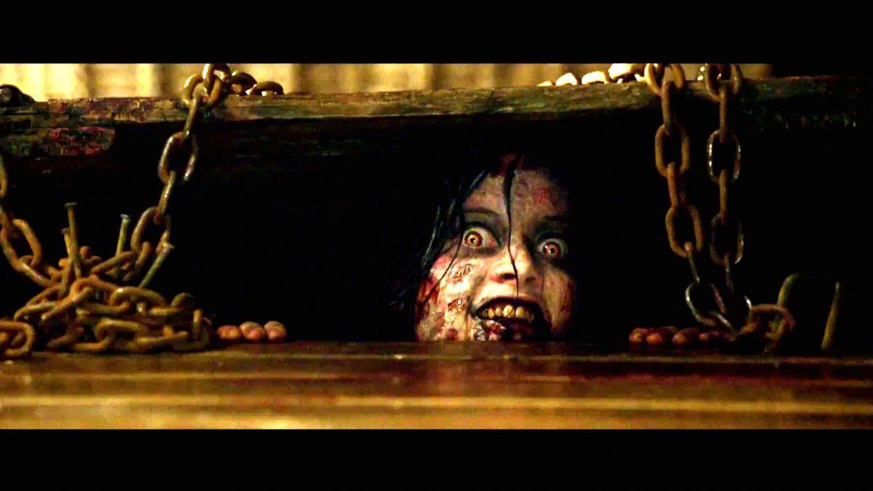 EVIL DEAD horror dark zombie fd wallpaper