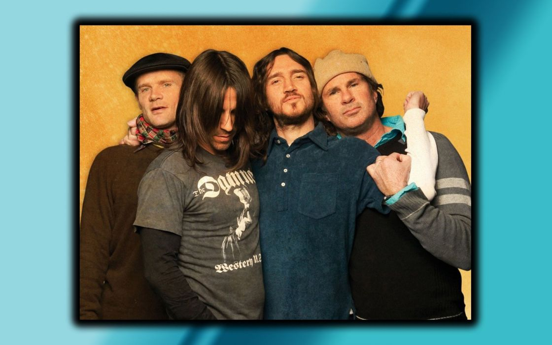 music Red Hot Chili Peppers John Frusciante Flea music bands Anthony Kiedis Chad Smith wallpaper