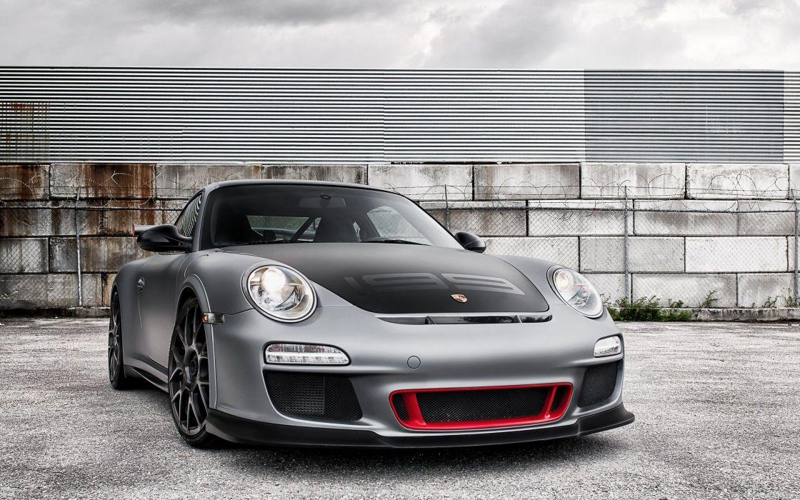 cars matte Porsche 911 GT3 Porsche 911 GT3 RS wallpaper