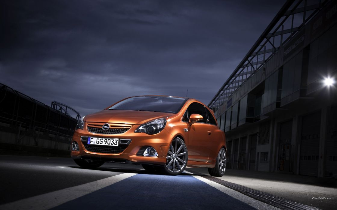cars Opel wallpaper