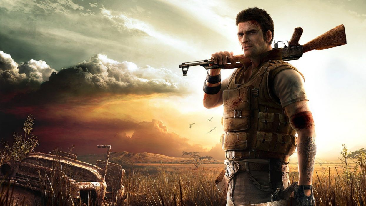 video games Far Cry 2 wallpaper