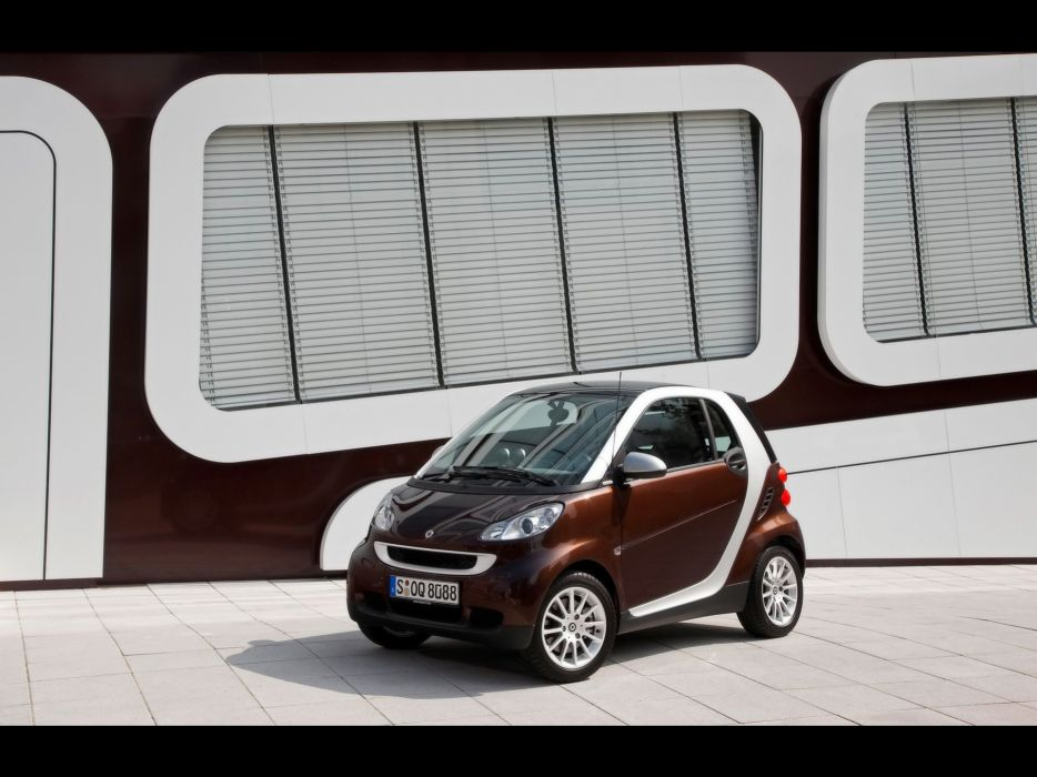 cars front smart Smart Fortwo highstyle wallpaper