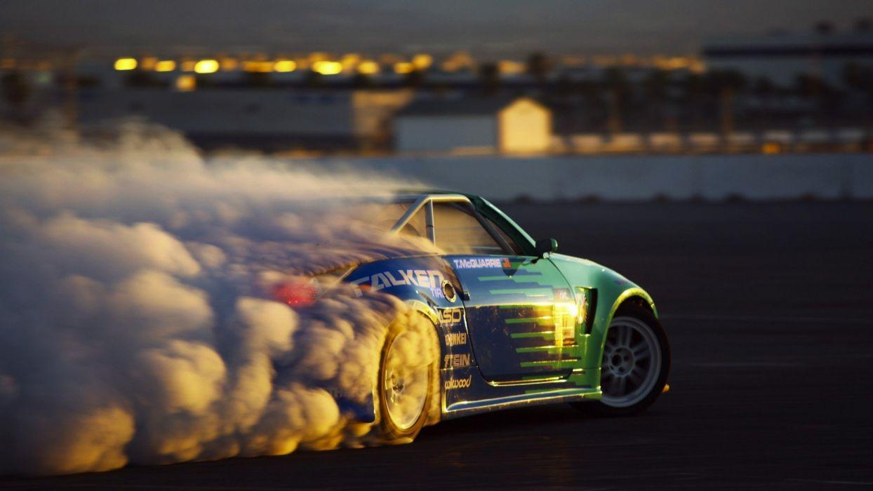 cars burnout wallpaper
